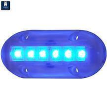 TH Marine High Intensity LED Underwater Light Blue