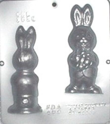 15.2cm Jungen Hase Montage Schokoladen Bonbons Gussform Ostern 1820 Neu