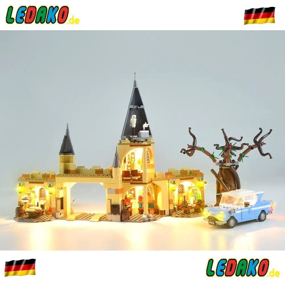 LED Beleuchtungsset Licht  für LED  Lego® für 75953 - Die Peitschende Weide