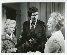 HELEN HAYES MILDRED NATWICK BERT CONVY THE SNOOP SISTERS 1974 NBC TV PHOTO
