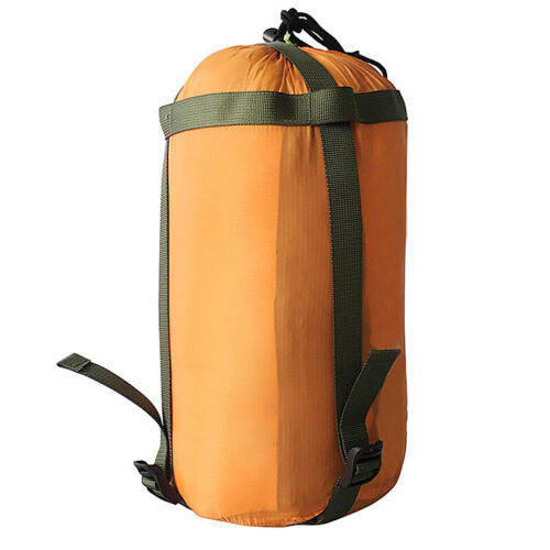 Compression Sack Sleeping Bag Cover Pouch Stuff Storage Outdoor Camping Hiking
