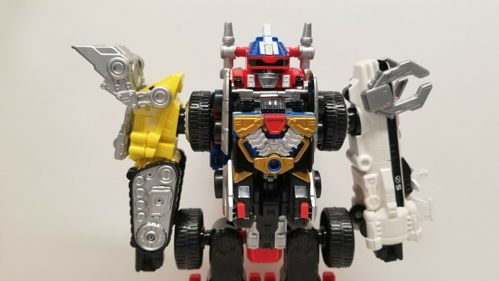 Power Rangers OPERATION OVERDRIVE Deluxe DX DX DX DRIVEMAX Megazord morpher complete 04044c