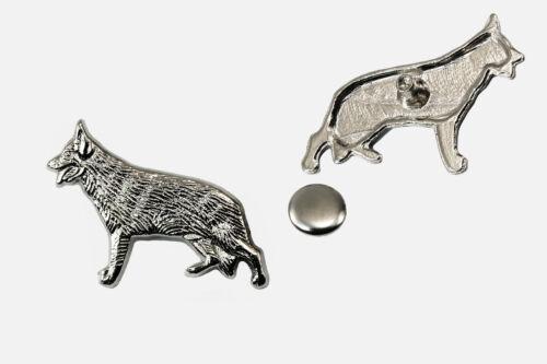 Remaches decorativos tachuelas con capuchón perro pastor alemán Corgi Bulldog terrier b65