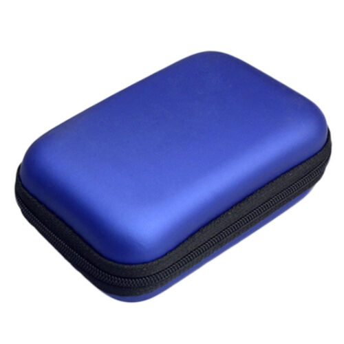 Storage Bag Case For Earphone EVA Headphone Case Container Cable Earbuds Headset