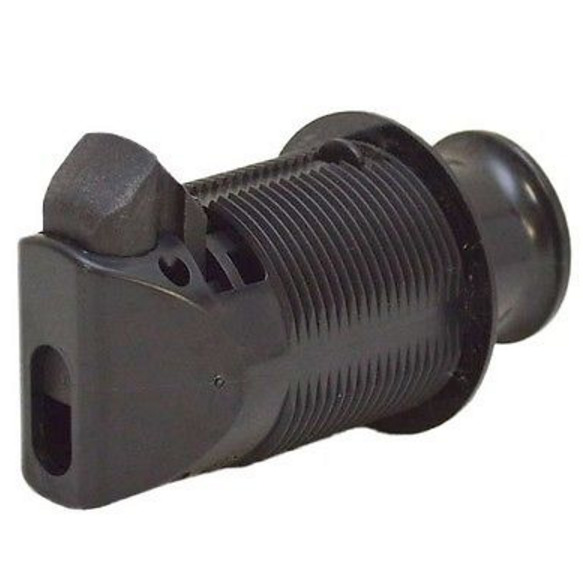 Southco M1-2A-13-5 Twist to Open Black Marine Push Button Pop Up Latch New