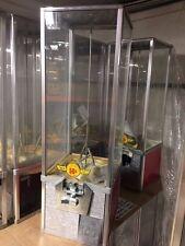 Red Northwestern 2 Capsule Toy Bulk Vending Machine 2 Inch Vendor Aampa