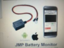 Motorrad Moped JetSki ATV Batterie Monitor iphone circa Triumph Honda Suzuki KTM