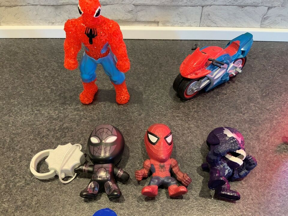 Spiderman legetøj, Marvel