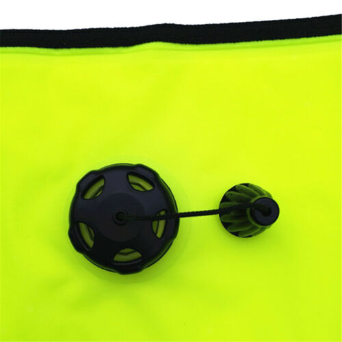 Scuba Diving SMB Surface Marker Buoy Reel Whistle Safety Gear Equipment