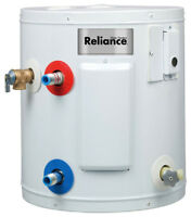 Reliance 6 Gallon, 1650w Electric Compact Water Heater, 6 6 Soms K, 815144