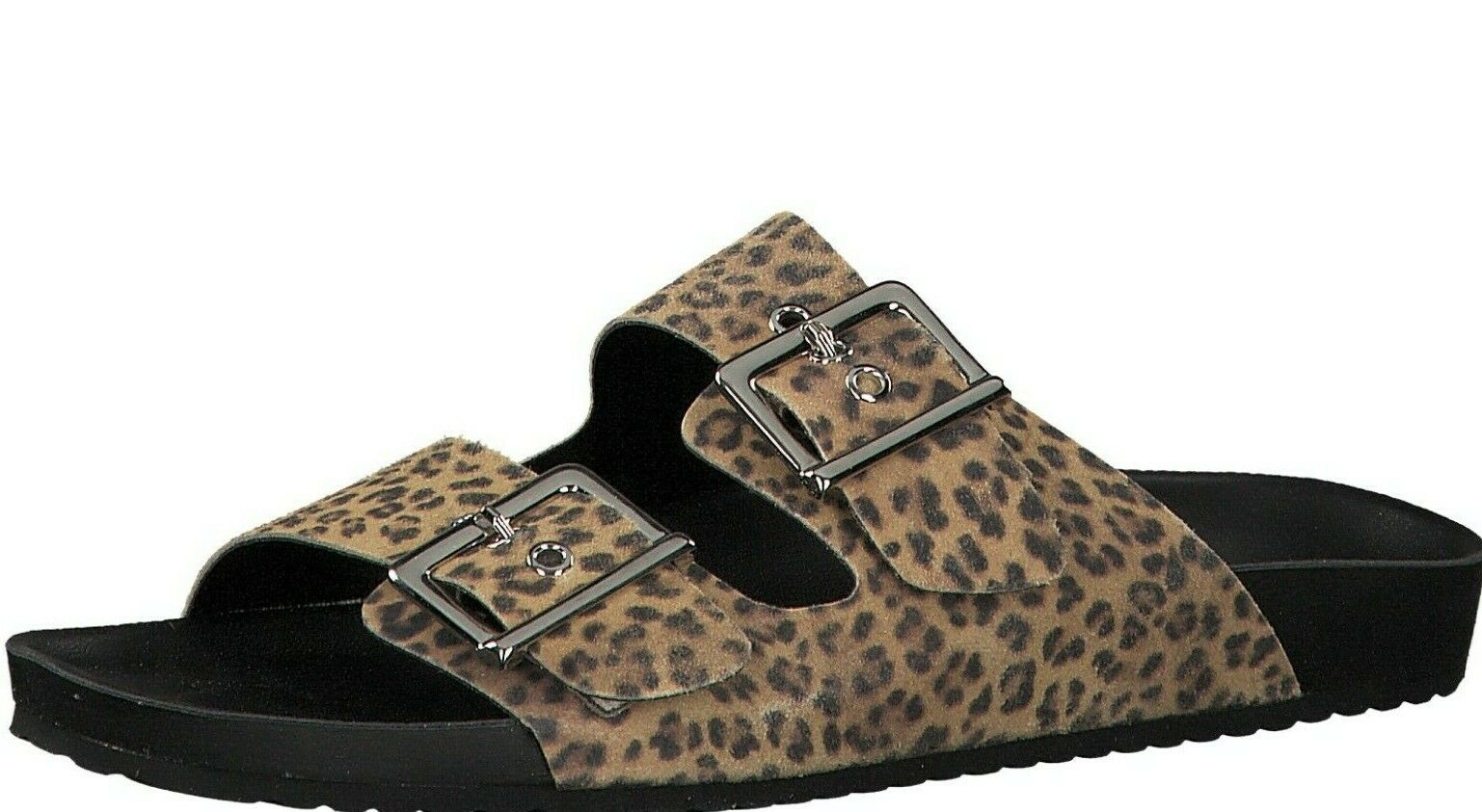 Neu Leder Pantolette Tamaris 39 Echtes 27148 Leoparden 38 36 UVpqSMGz