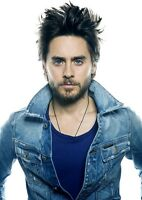 Jared Leto Poster A [various Sizes]