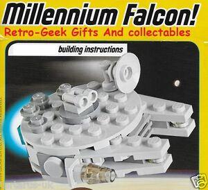 Lego Star Wars Micro Millennium Falcon Mini Build ...