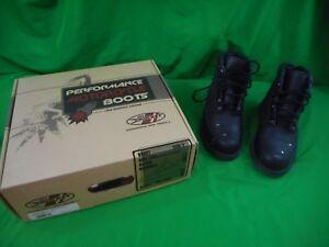 7a2c19b1c8f Details about NOS Joe Rocket Orbit Women's Riding Boots Shoes Size 7 Black  457-7007