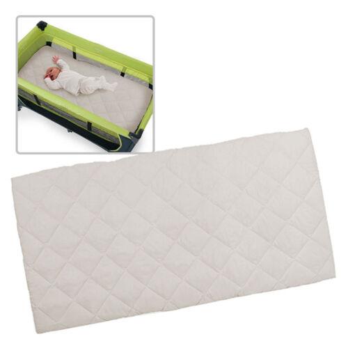Hauck Matratzenauflage Matratzen schoner Schutz Baby Reisebett Einlage 60x120