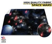 Battle Mat -48 X 72- Game Mat X-wing Battlemat Wargaming Space Wars (vinyl)