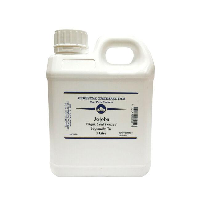 Essential Therapeutics Vegetable Oil Jojoba Oil (virgin, cold pressed) 1L