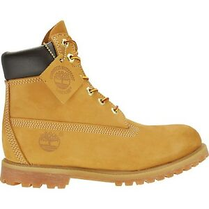 timberland 6 inch premium 100361 w wheat leather womens boots ebay. Black Bedroom Furniture Sets. Home Design Ideas