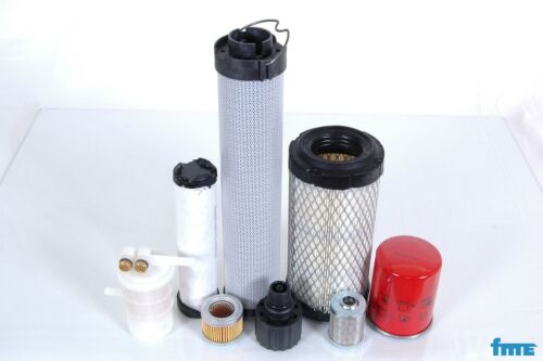 Filterset Terex TC 20 Motor Mitsubishi L3E Filter