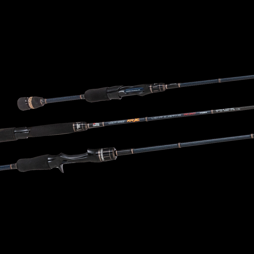 Abu Garcia Salty Stage KRX Light Casting Rod SSKRXLCC 661M 6'6'' 1pc 37kg 2017