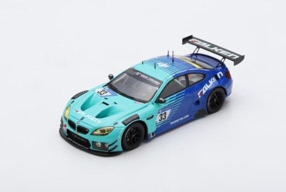 SG411 Spark 1 43 BMW M6 GT3  33 FALKEN Motorsports - 24 H Nurburgring 2018