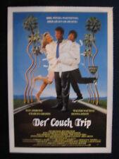 Filmplakatkarte cinema  Der Couch Trip