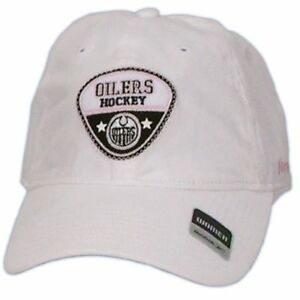 Edmonton Oilers Reebok 5070 Women s NHL Hockey Team Logo Cap Hat  cacd1db4d750