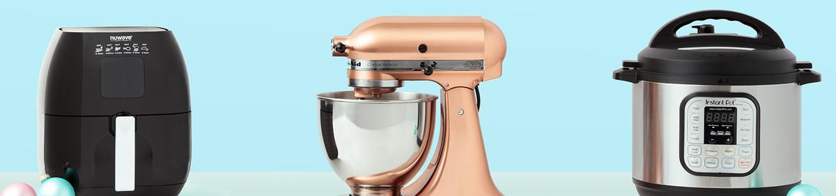 Shop Event Kitchen Upgrades Up to 50% Off  KitchenAid Mixers, Smart Pots & more.