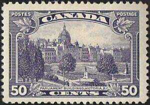 Canada-226-Parliament-Victoria-B-C-New-Issue-1935-Pristine-Gum-05