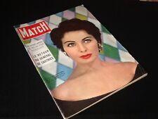 Paris Match Du 11 au 18 Septembre 1954, Le Retour Du Générale De Castries
