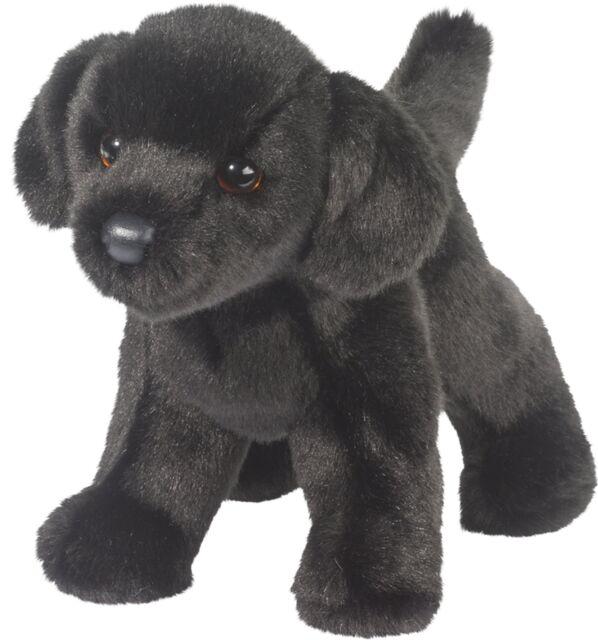 Douglas Black Lab Retriever Stuffed Animal Bear Dog Labrador 1726 9