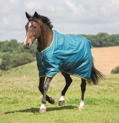 Shires Tempest Lite horse Summer Turnout Turnout Turnout Rug lightweight no fill waterproof 506745