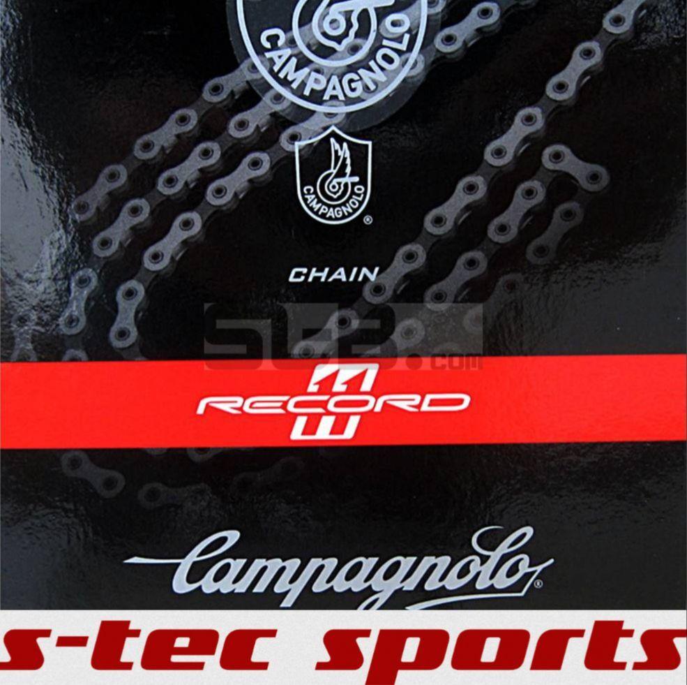 Campagnolo Record 11 Velocità, Catena, Chain, Bici da Corsa Roadbike