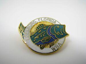 Leesburg-Florida-Amb-Pin-Mujer-Bowling-Vintage