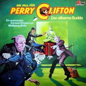 EIN-FALL-FUR-PERRY-CLIFTON-DER-SILBERNE-BUDDA-WOLFGANG-ECKE-CD-NEU