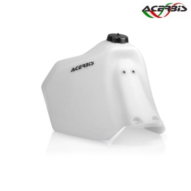 Acerbis 0016302.030.700 Depósito de Combustible 20L Blanco Suzuki Dr 650