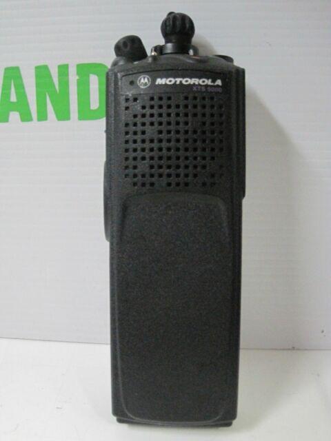 MOTOROLA XTS 5000 RADIO HAND HELD H18KEC9PW5AN