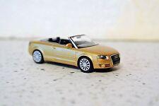 Wiking  13203 HO 1/87  Audi A4 Cabrio Gold  C-9 NIB