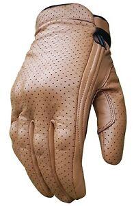 Revolver-Tobacco-Short-Cruiser-Motorcycle-Summer-Bobber-Gloves-Busa-Bikers-Gear