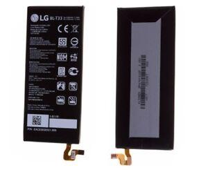 Original LG BL-T33 Akku für LG M700N Q6 / LG M700N Q6A Handy Accu Batterie