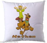Coussin Scooby-doo Personnalisé Avec Prénom