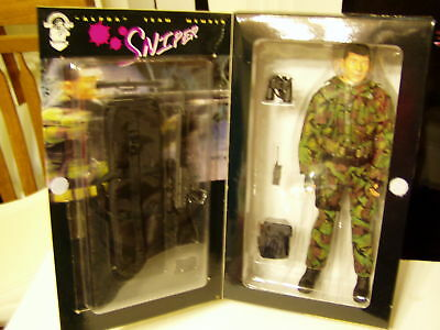 "Dragon 1//6 scale HK Hong Kong Police SDU Sniper 12/"" Action Figure Lam 73010"