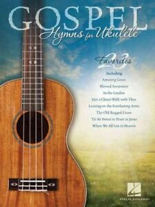 Gospel-Hymns-for-Ukulele-Paperback-by-Hal-Leonard-Publishing-Corporation-CO