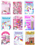 UNICORN-EMOJI-COLOURING-BOOKS-Kids-Activity-A4-Fun-Stickers-Puzzle-Games-Smile thumbnail 1