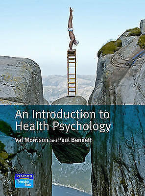 Health Psychology: An Introduction-ExLibrary