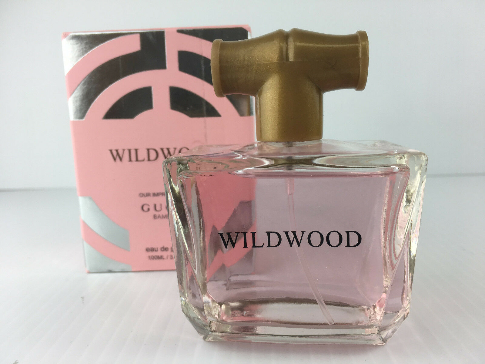 76812952f WILDWOOD By DESIGNER COLLECTION WOMEN PERFUME OUR VERSION OF BAMBOO 3.4 OZ  NIB