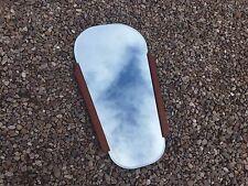 Mirror Midcentury Danish mirror teak vintage retro