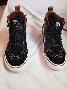 Fur inside Hi High Top Skate Shoes