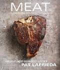 Meat von Carolynn Carreno und Pat Lafrieda (2014, Gebundene Ausgabe)