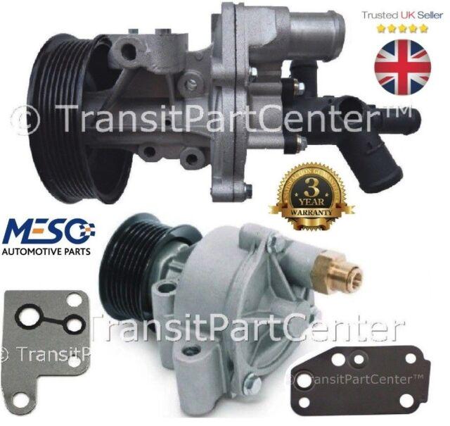 VACUUM & WATER PUMP TXII DEFENDER LDV CONVOY FORD TRANSIT MK6 MK7 2 4  2000-2014